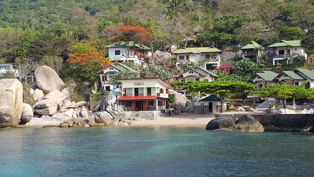 Calypso-Diving Tauchschule in der Tanote Bay