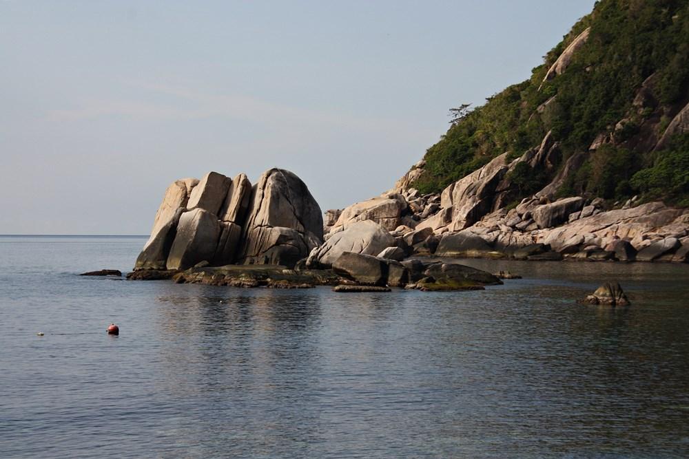 Tanote Bay auf der Insel Koh Tao