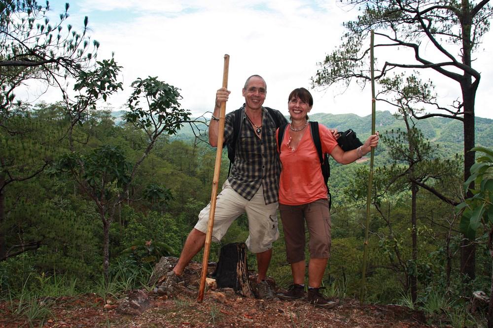 Trekking Tour in Thailands Nationalpark Khao Sok