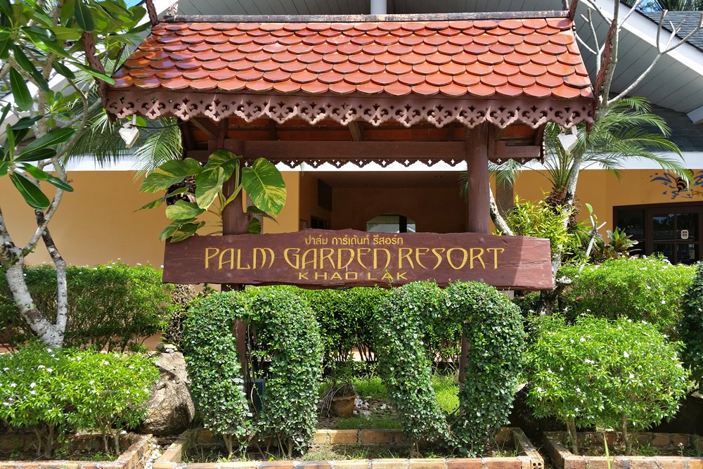 Palm Garden Resort in Khao Lak
