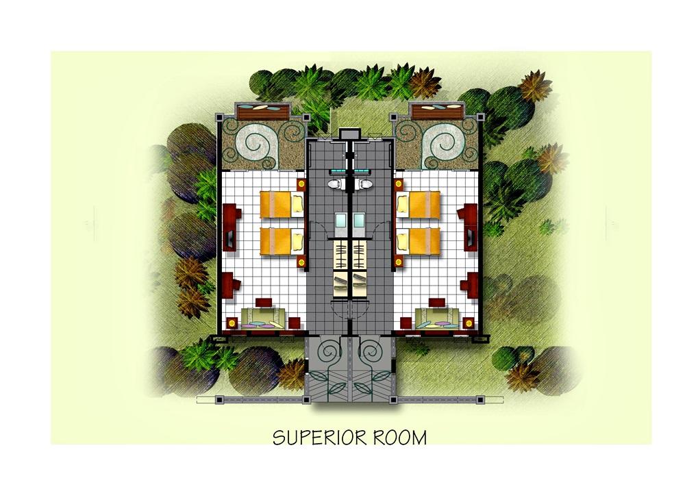 Superior Room Baan Khao Lak Resort