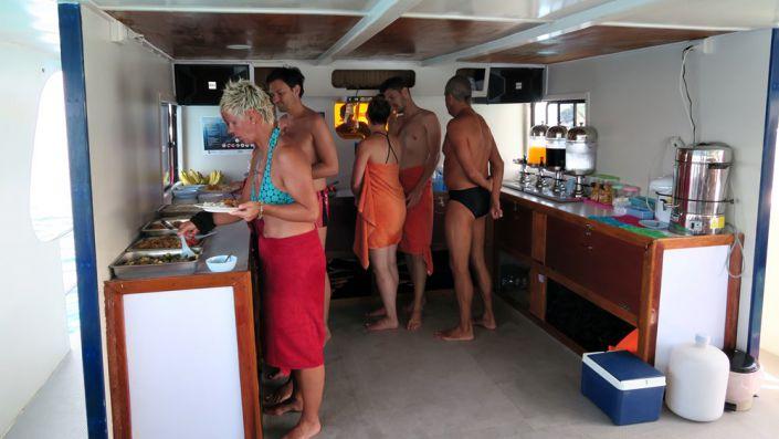 Tagestour Tauchschiff MV Chai Yo