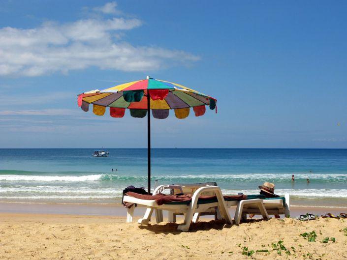 Strand vor Khao Lak