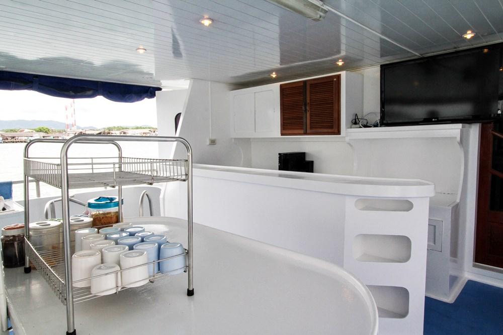 Tauchschiff Manta Queen 3 Essen