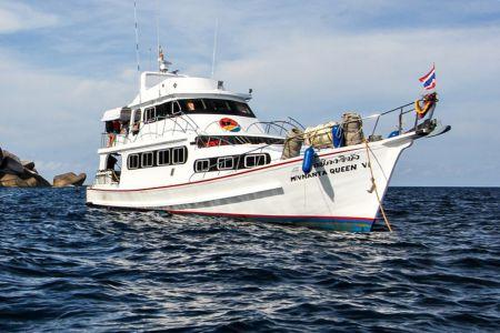 Tauchschiff Manta Queen 6