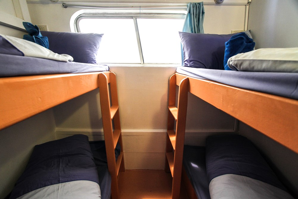 Tauchschiff Manta Queen 7 4-Bett Kabine