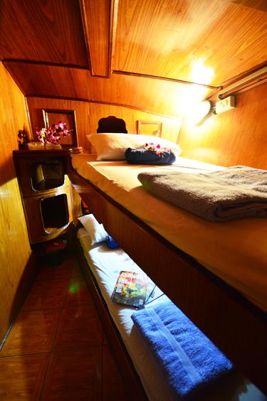 Tauchschiff Manta Queen 6 Etagenbetten