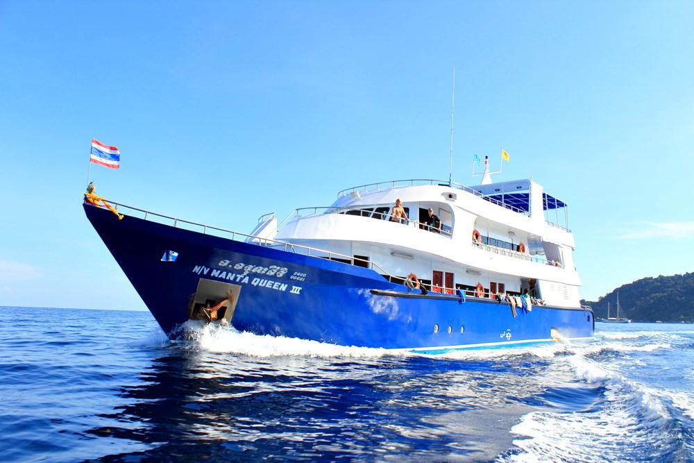 Tauchschiff