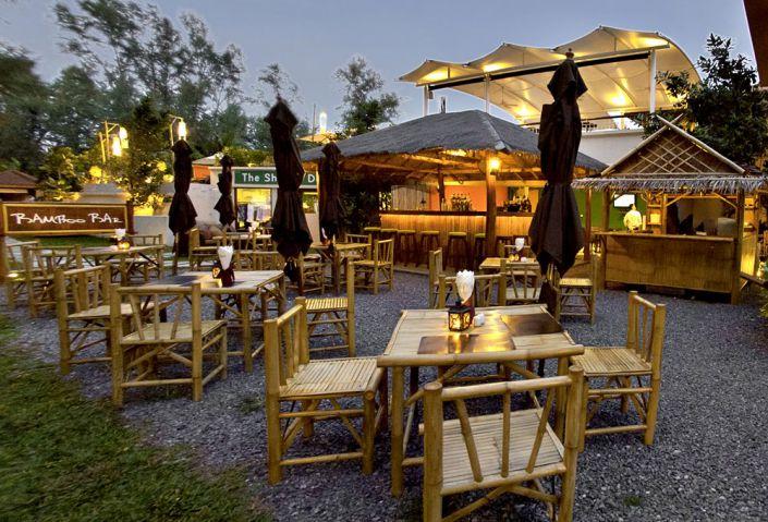 Bar im Dewa Phuket Beach Resort