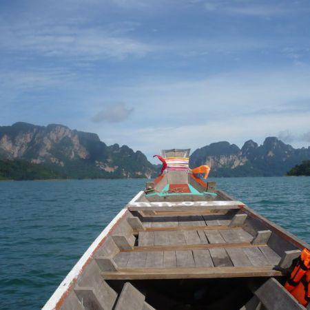 Khao Sok Nationalpark Cheo Lan Stausee