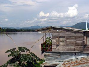 Der Mekong bei Chiang Khan