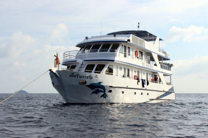 Tauchschiff MV Bavaria